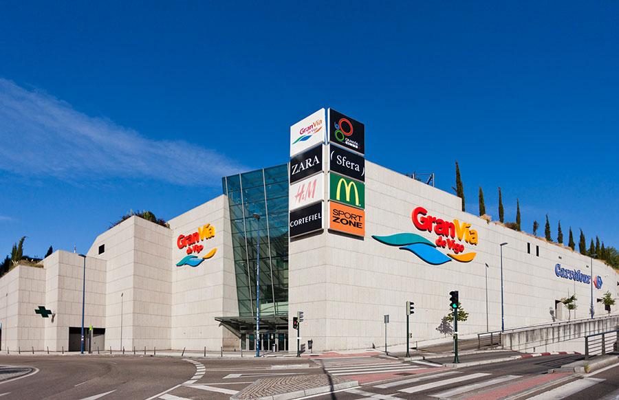 Centro Comercial Gran Vía de Vigo 50
