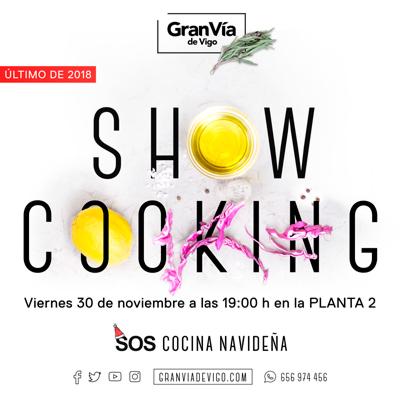 Show Cooking en Vigo