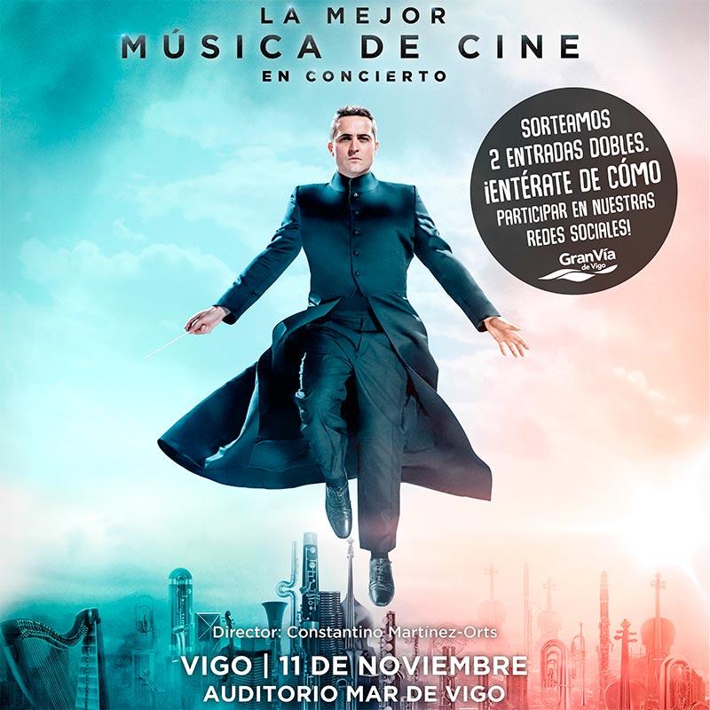 Ven al concierto de Film Symphony Orchestra con tu respuesta!