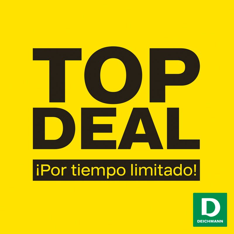 Top Deal en Deichmann