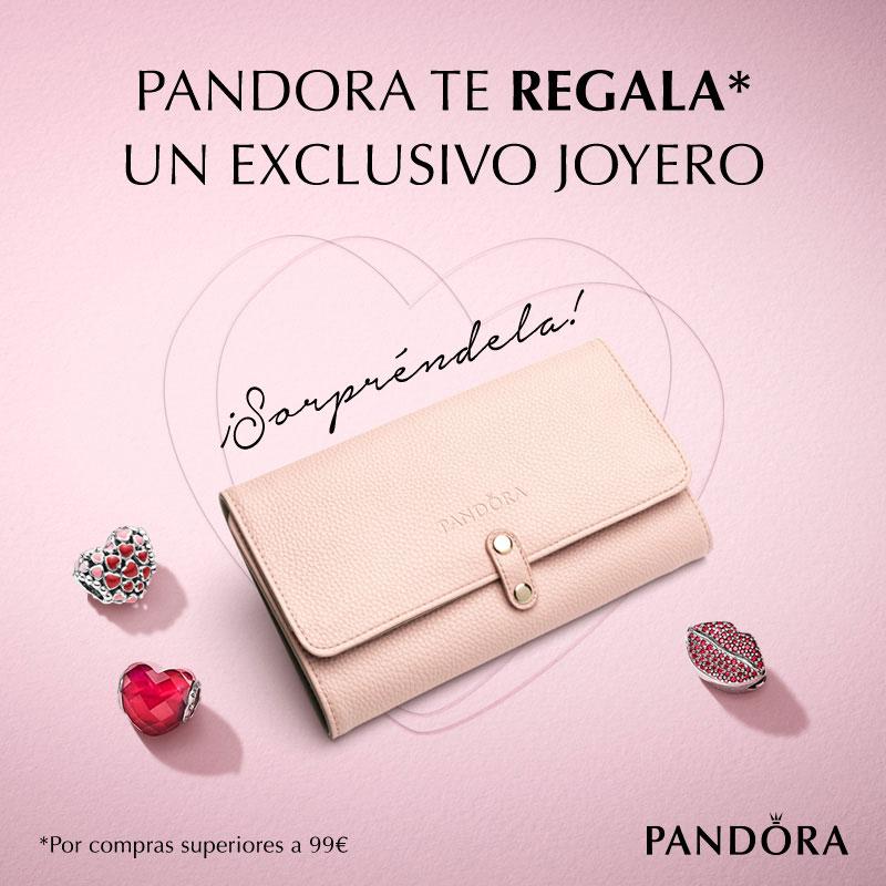 San Valentín en Pandora