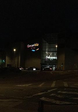 Hora Planeta Gran Vía de Vigo