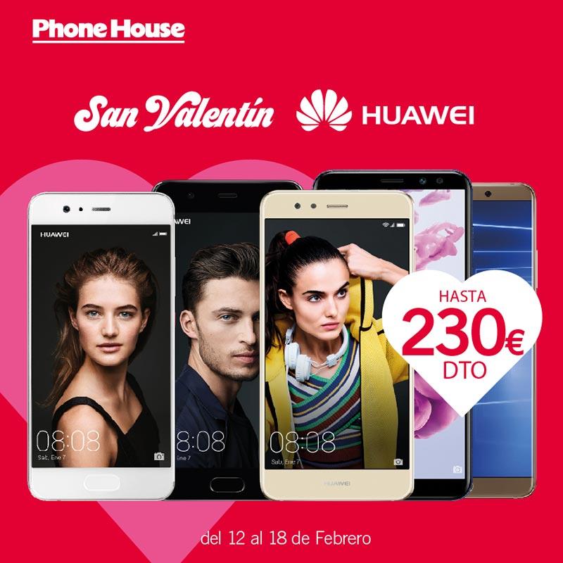 San Valentín en The Phone House