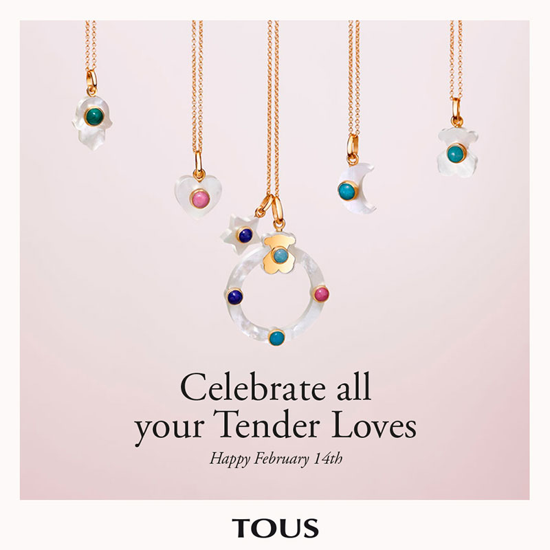 Celebrate All Your Tender Loves en Tous