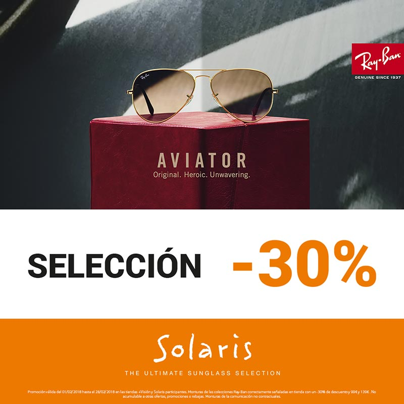 RayBan selección Solaris