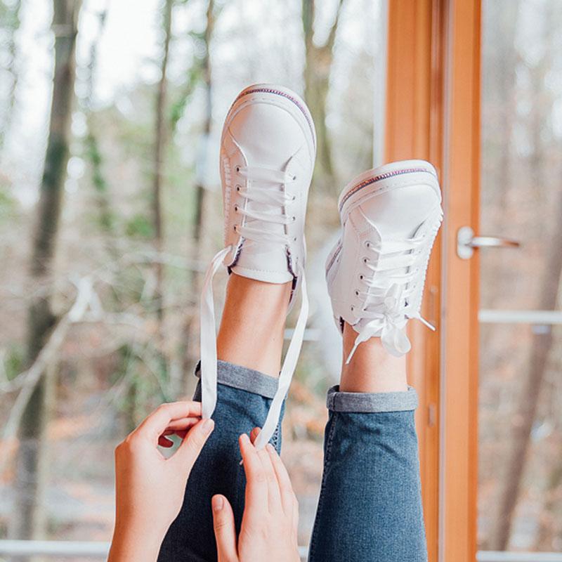 """Selección de """"Fashion Sneakers"""" de mujer a partir de 19,90€ en Deichmann"""