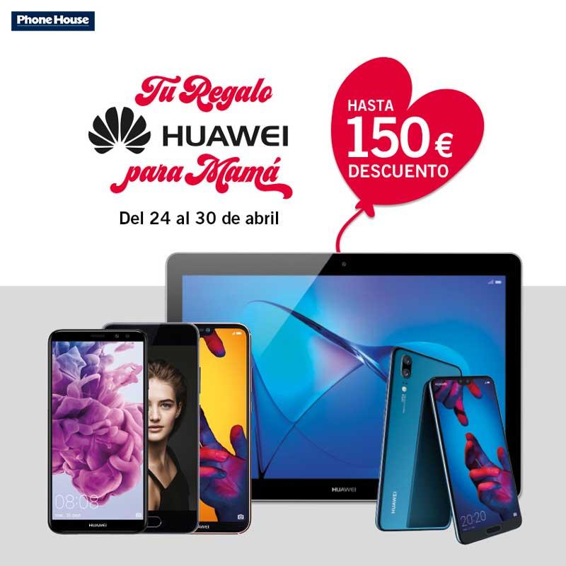 Semana Huawei Día de la Madre