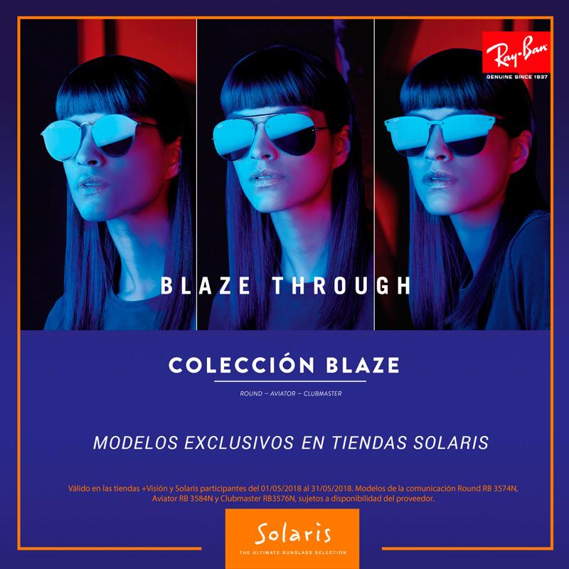 Conoce la Colección Blaze