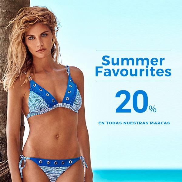 Summer Favourites en Women's Secret