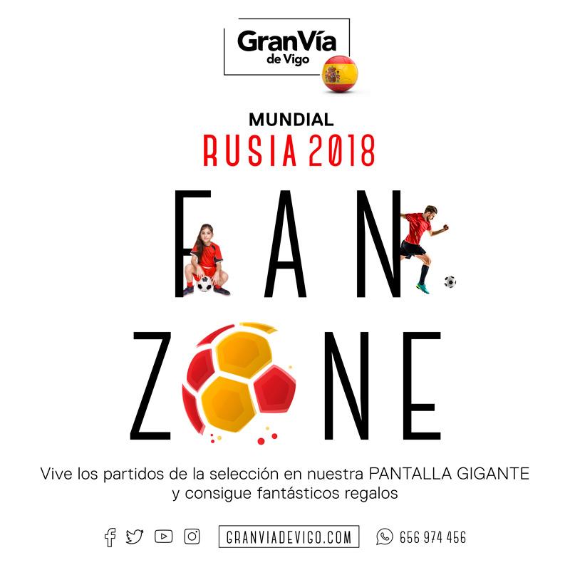 Fan Zone Mundial 2018