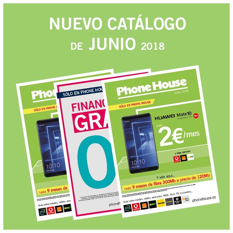 Nuevo catálogo de junio – Phone House