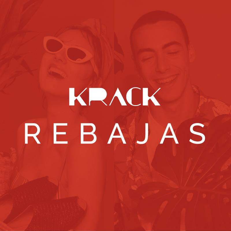 Rebajas en Krack