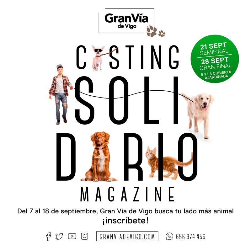 Casting Solidario Magazine