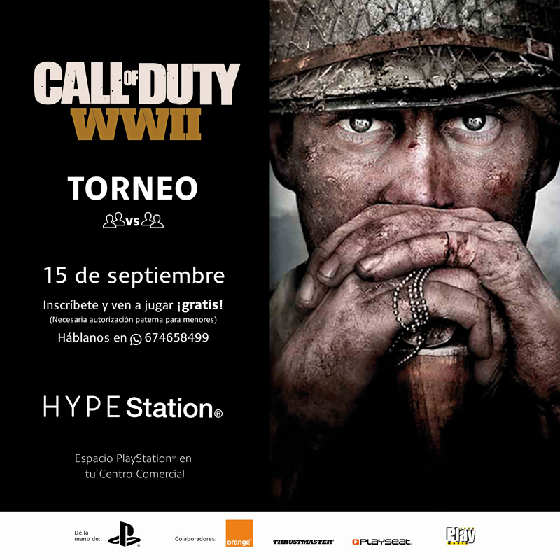 Call of Duty – Hype Station