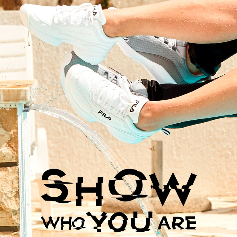 Show who you are / Fashion Sneakers