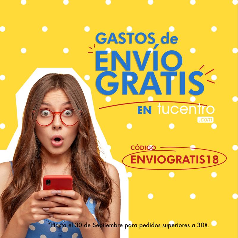 Envío gratis tucentro.com