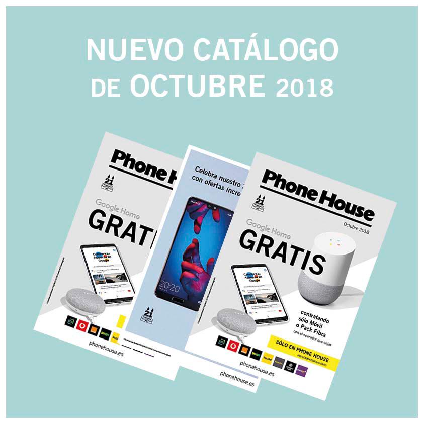 Catálogo Octubre The Phone House