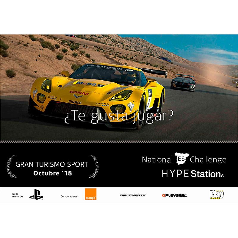 Campeonato Gran Turismo Sport