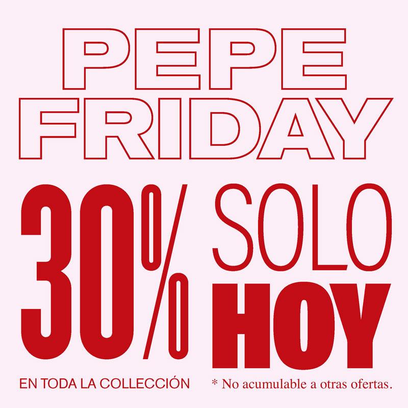 Pepe Fridays en Pepe Jeans