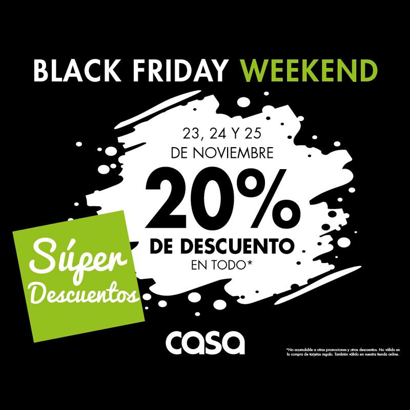 Black Friday – Casa