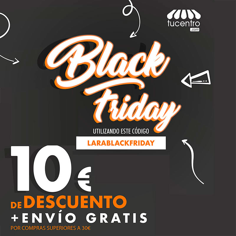 Sorteo Black Friday TuCentro.com
