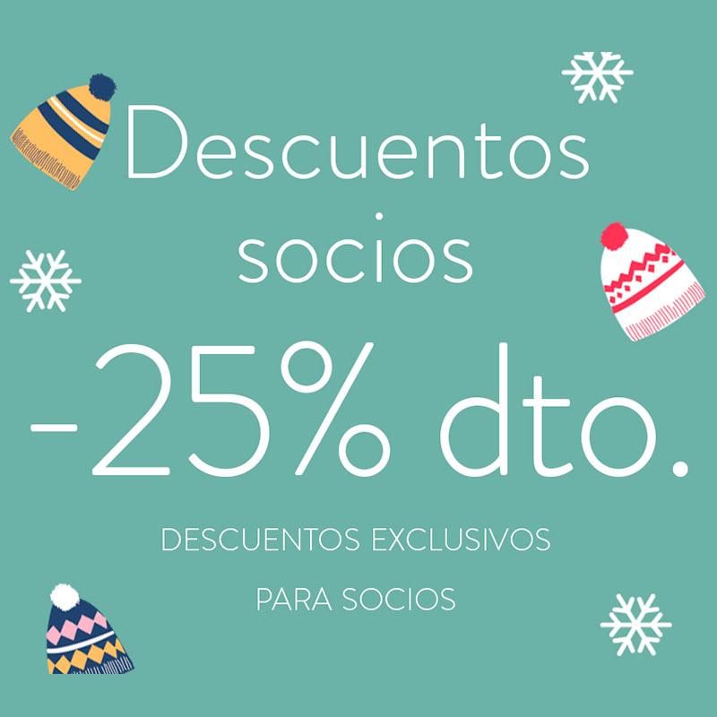 25 % de descuento Boboli