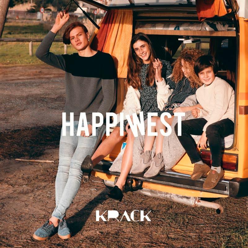Promociones Krack Gran Vía de Vigo