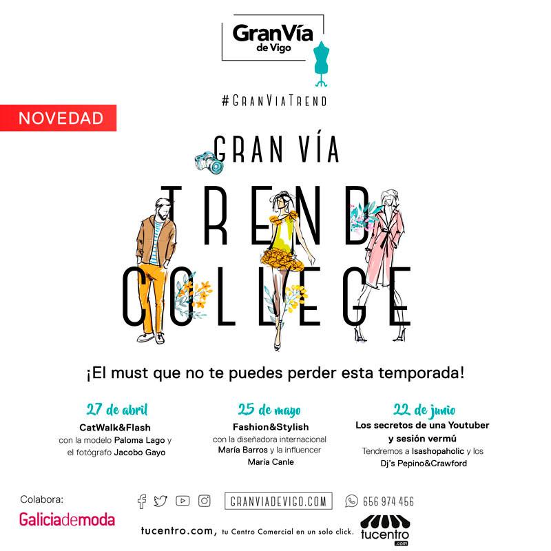 ¡Bienvenid@s a Gran Vía Trend College!