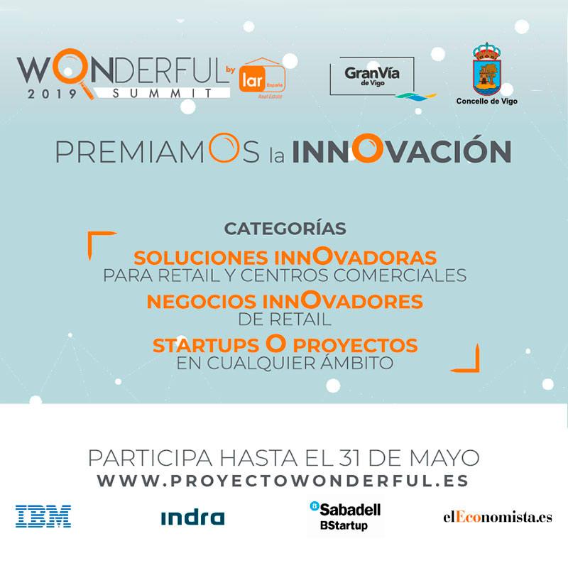Arranca la tercera edición de Wonderful Summit Gran Vía de Vigo