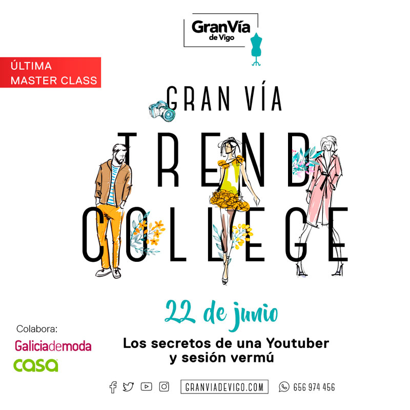 ¡Despedida a lo GRANDE – Gran Vía Trend College!