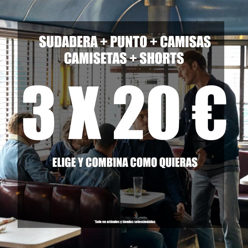 Promociones Jack & Jones Gran Vía de Vigo