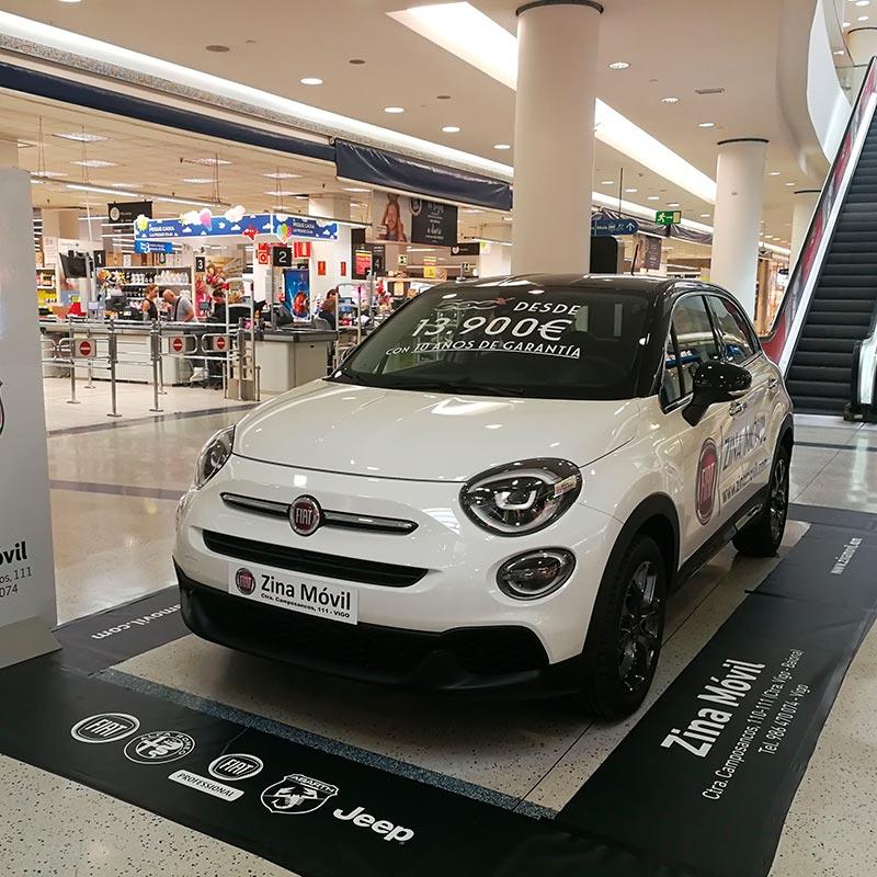 Promociones Descubre el espíritu aventurero del nuevo todocamino FIAT 500X Gran Vía de Vigo