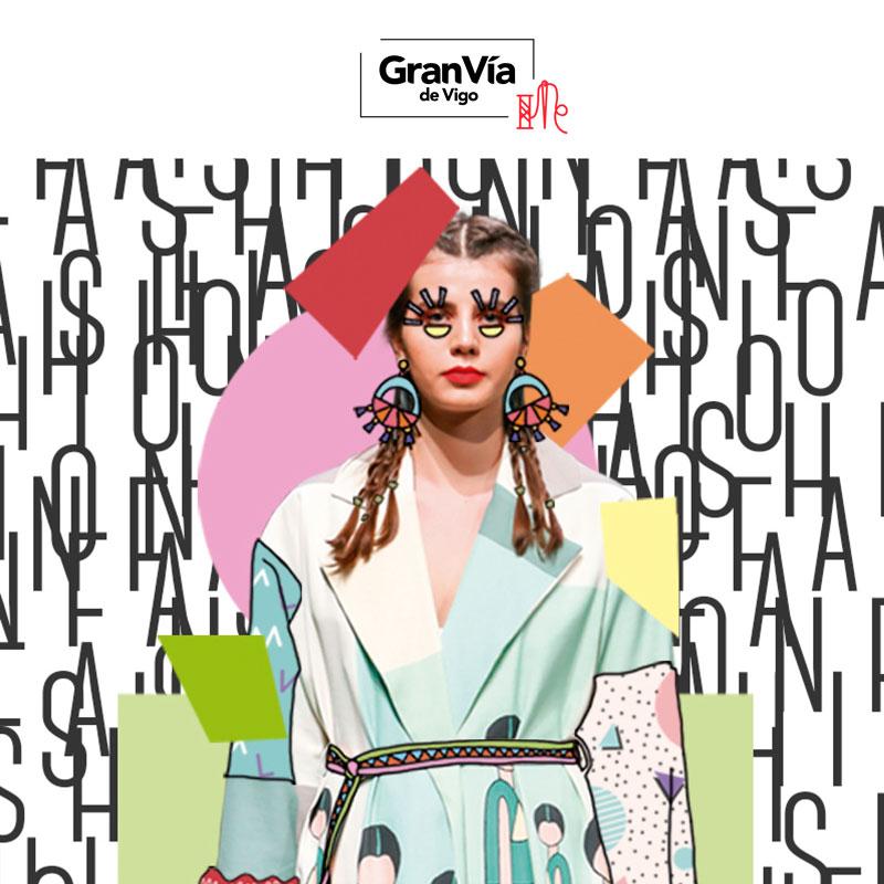 💡¡Gran Vía de Vigo apoya a la moda y a los jóvenes talentos! 💡