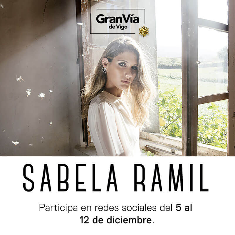 Gana el photocall y disco firmado por Sabela Ramil