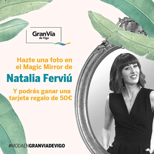 📸✨Llega el Magic Mirror de Natalia Ferviú 📸✨