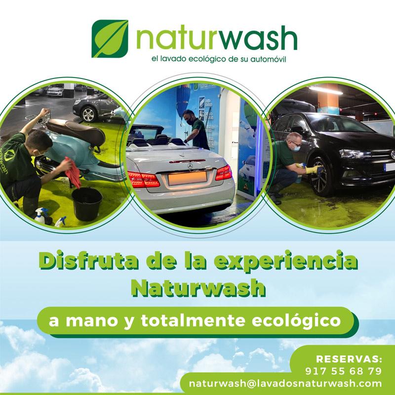 Promociones Naturwash Gran Vía de Vigo