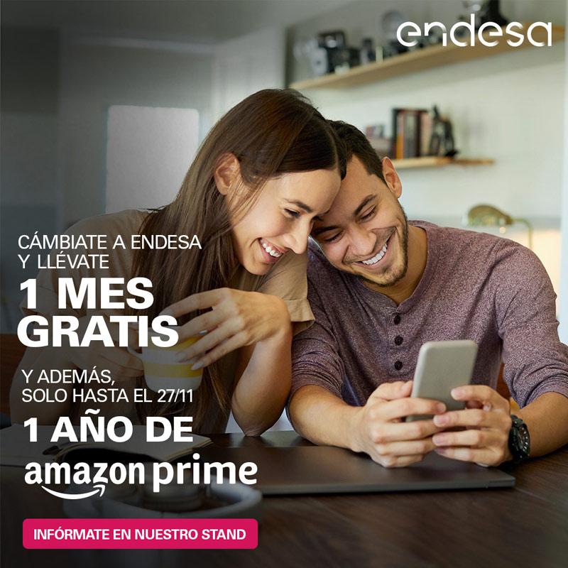 Promociones 1 mes gratis en Endesa Gran Vía de Vigo