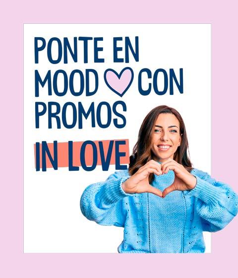 in love promo movil