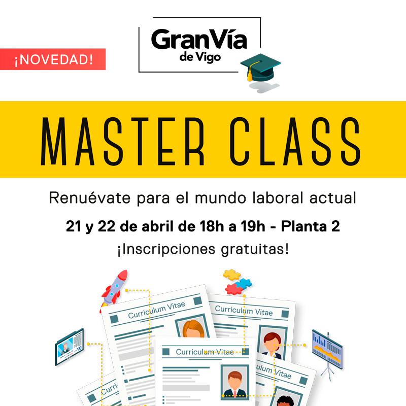 💡 ¡Master Class online de empleo! 💡