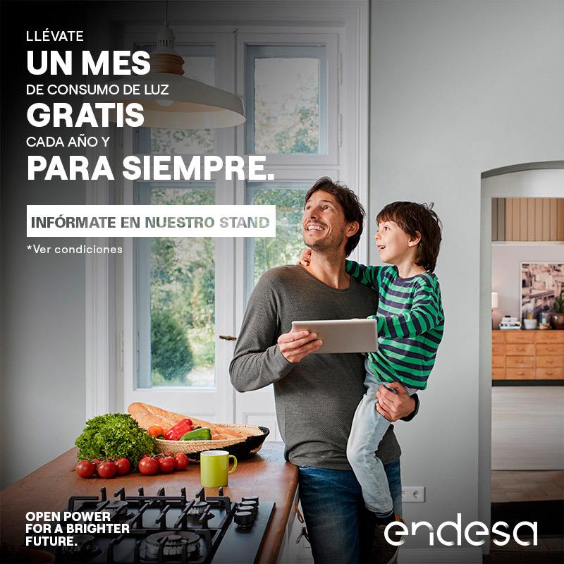 Promociones Mes gratis en ENDESA Gran Vía de Vigo