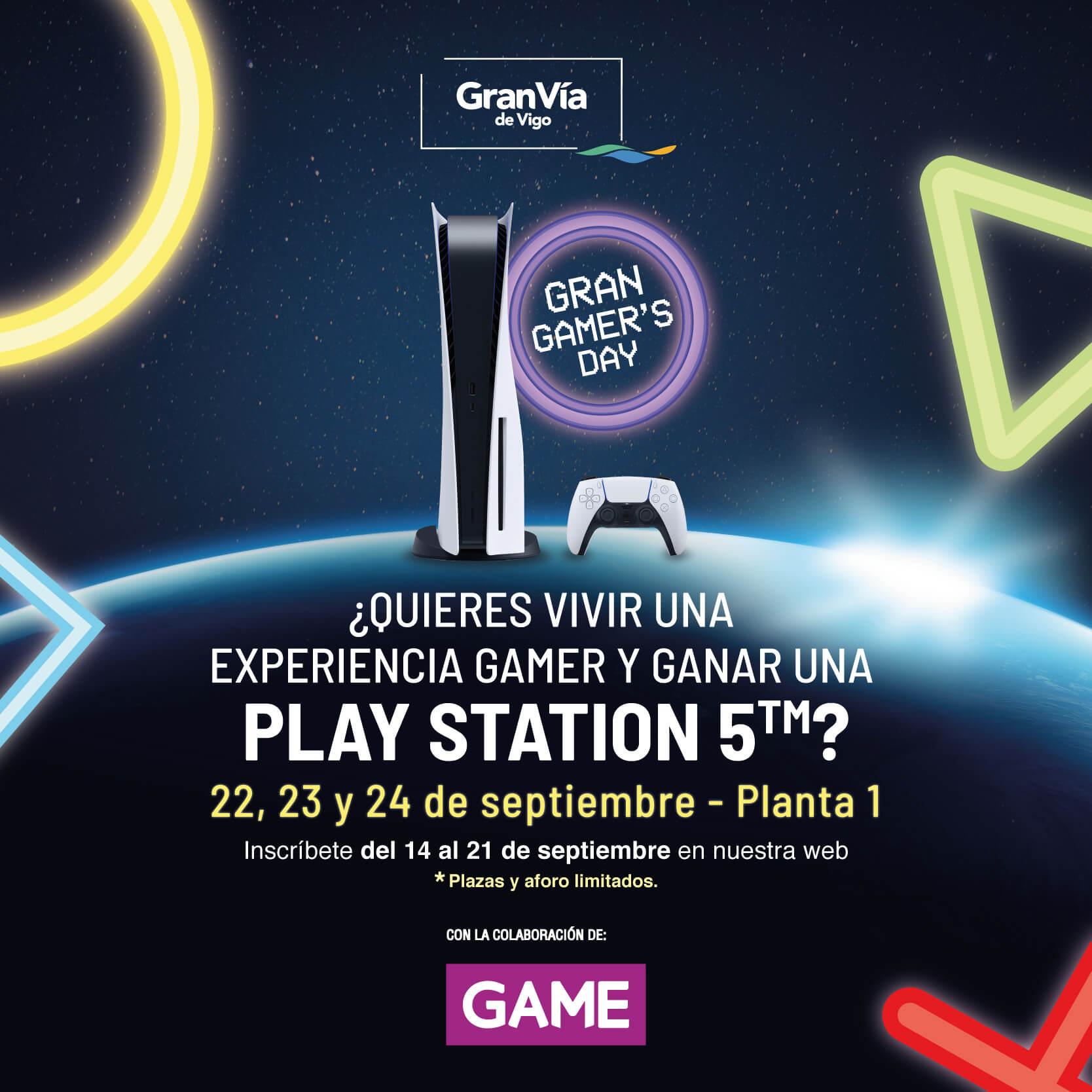 ¿Quieres ganar una Play Station 5™? 🎮